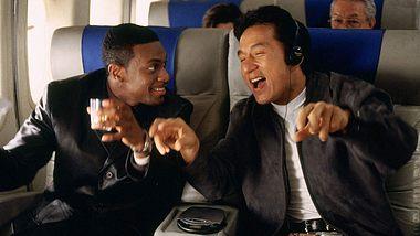Chris Tucker und Jackie Chan in Rush Hour - Foto: New Line Cinema
