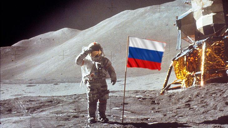 Russen auf dem Mond?
