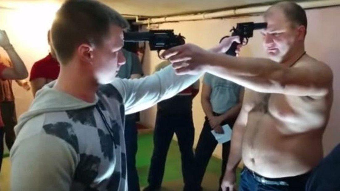 Russisches Roulette mit Tasern ist das neue Undergroud-Game