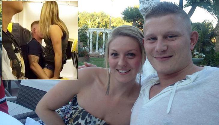 Shaun Edmondson: Dieser Ryanair hatte Sex während eines Fluges - seine Verlobte saß hochschwanger zuhause