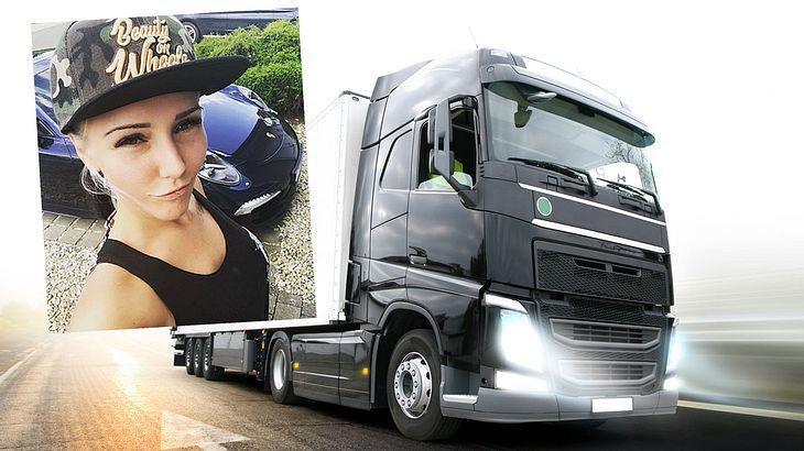 Sabrina 25 Ist Deutschlands Heieste Truckerin Mnnersache