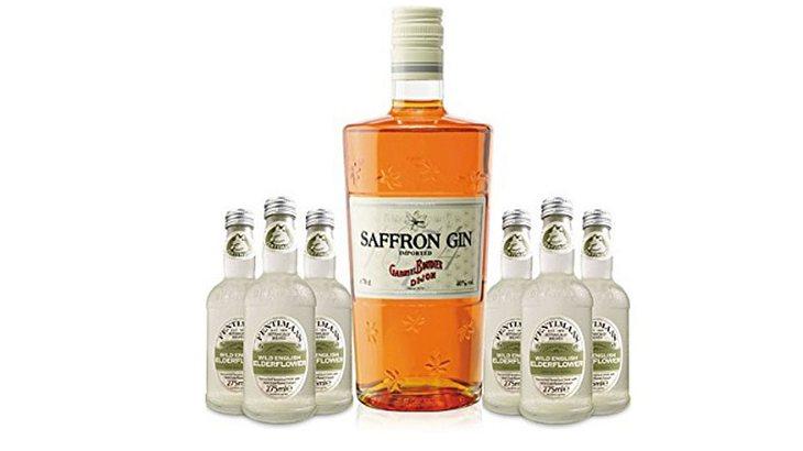 Gin & Fentimans Tonic: Das Set mit Überraschungseffekt