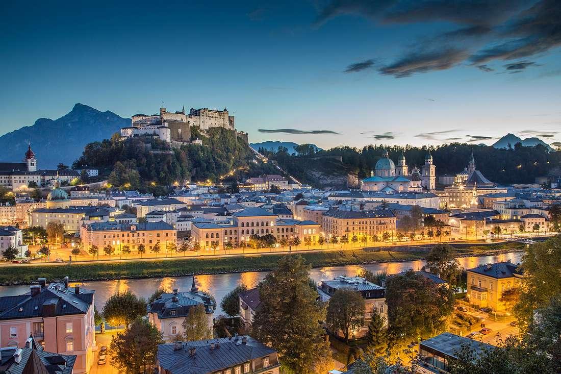 Salzburg bietet für jeden Geschmack das Richtige