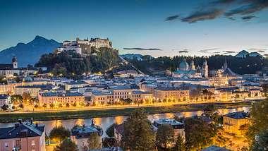 Salzburg bietet für jeden Geschmack das Richtige - Foto: iStock / bluejayphoto