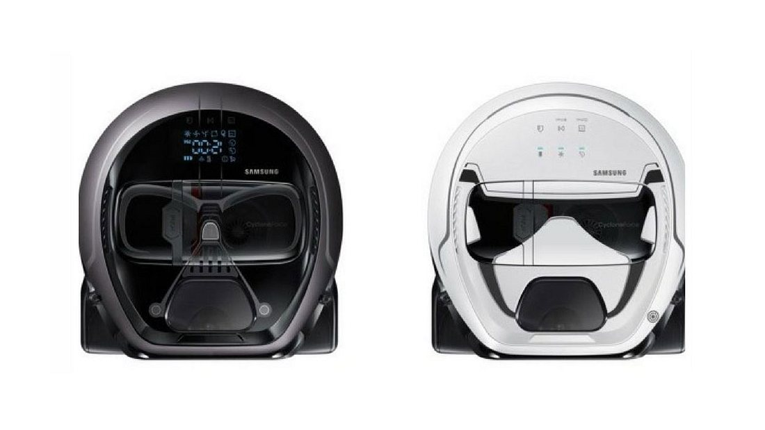 Samsung Saugroboter Star Wars Preis