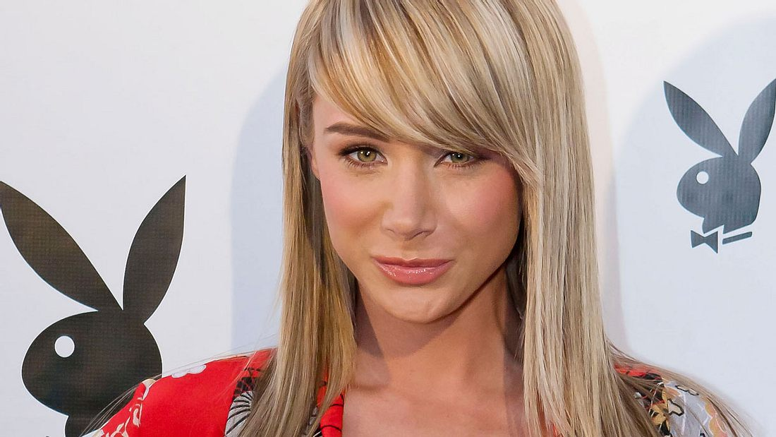 Playmate Sara Underwood