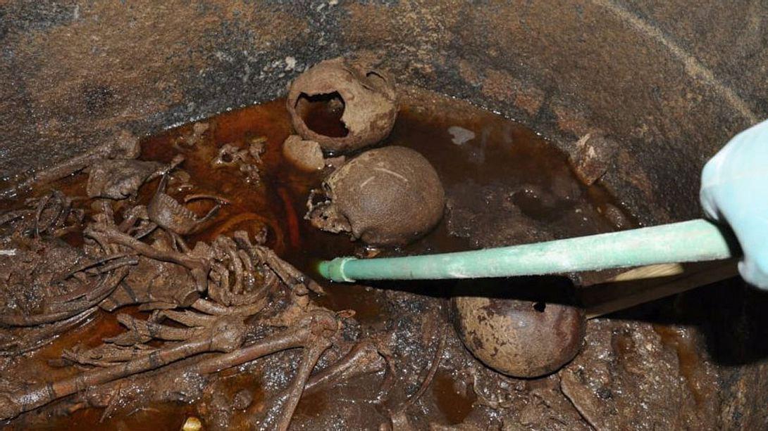 Alexandria: Rätsel um schwarzen Sarkophag (fast) gelöst