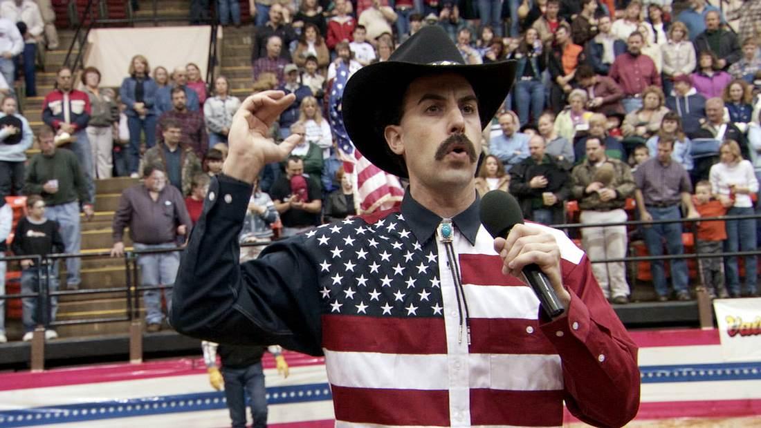 Borat 2: Erster Trailer gibt Fans genau das, was sie ...