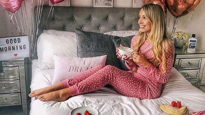 Instagramerin erhält Todesdrohungen wegen ihres Guten Morgen-Posts