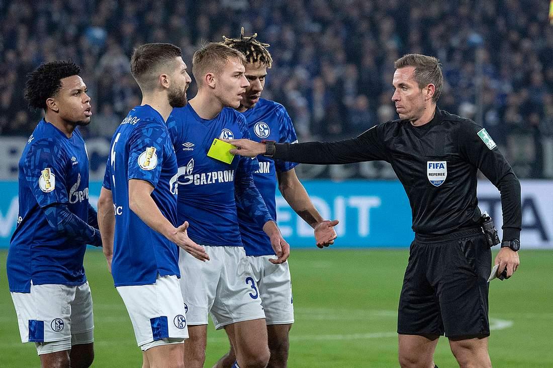 Schalke-Spieler