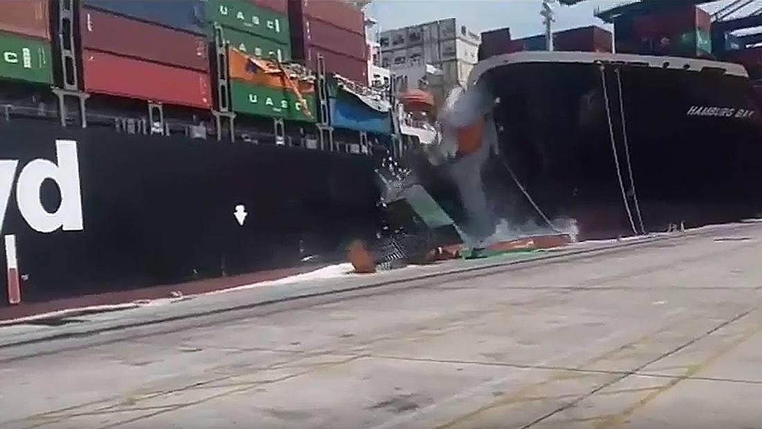 Schiffskollision