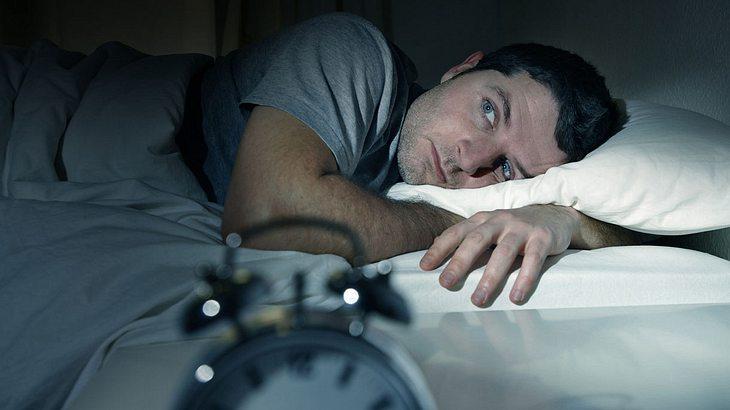 Schlafmangel hat gesundheitliche Folgen.