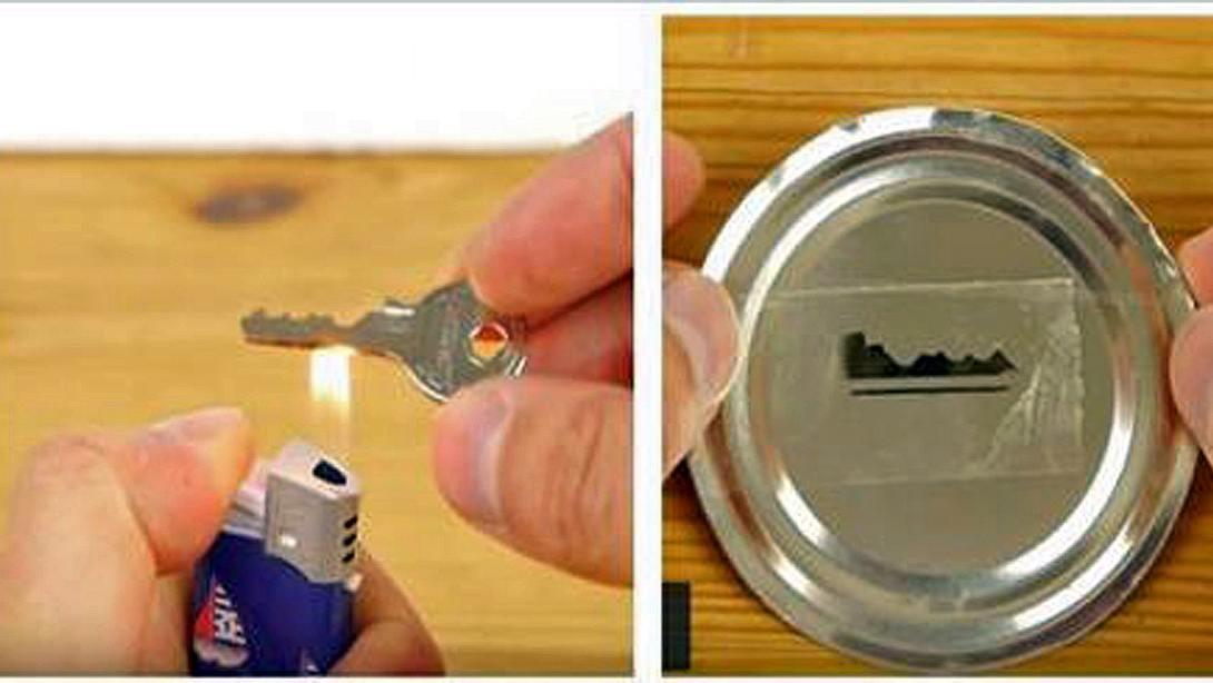 So machst du einen Ersatzschlüssel in wenigen Minuten selber