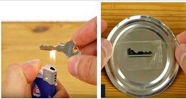 So machst du deinen Ersatzschlüssel in wenigen Minuten selber