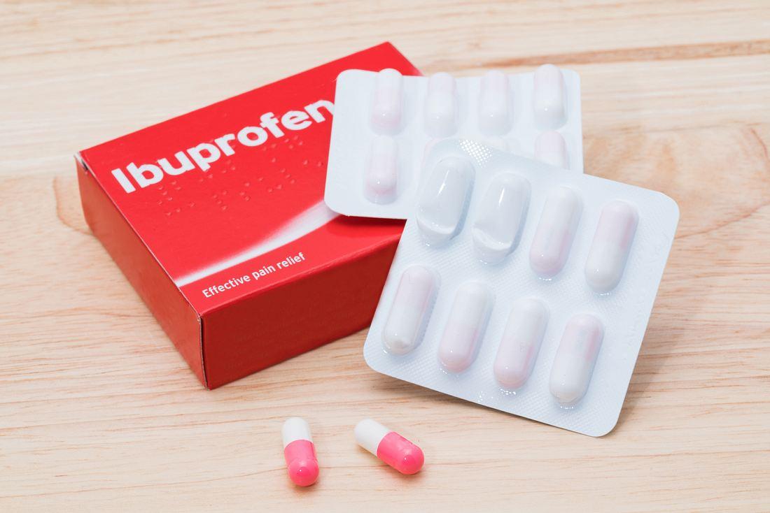 Schmerzmittel Ibuprofen
