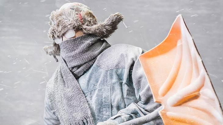 Darum solltest du dieses Jahr keinen Schnee schippen