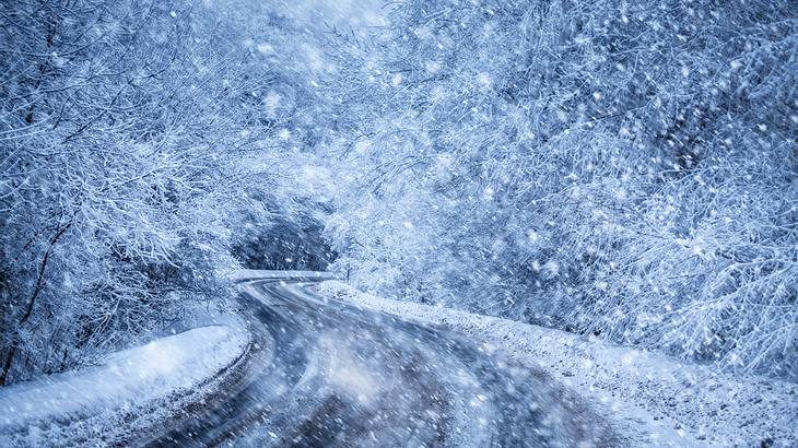 Winter-Hammer: Polar-Kälte, 30 Zentimeter Neuschnee & Eisregen erwartet