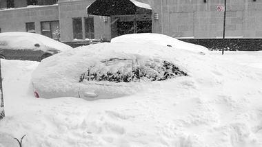 Achtung: Horror-Tief sorgt für Schnee-Chaos!