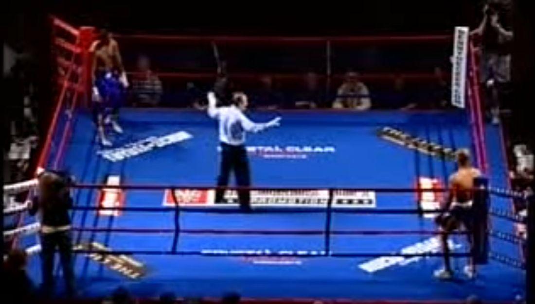 Der schnellste KO der Boxgeschichte: Phil Williams vs Brandon Burke