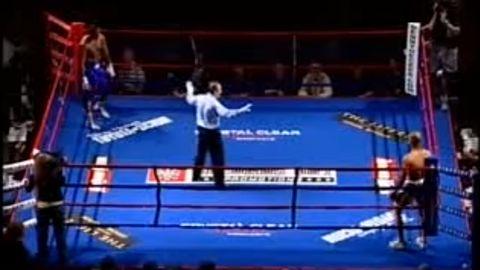 Das ist der schnellste Knock-out aller Zeiten: 1,5 Sekunden