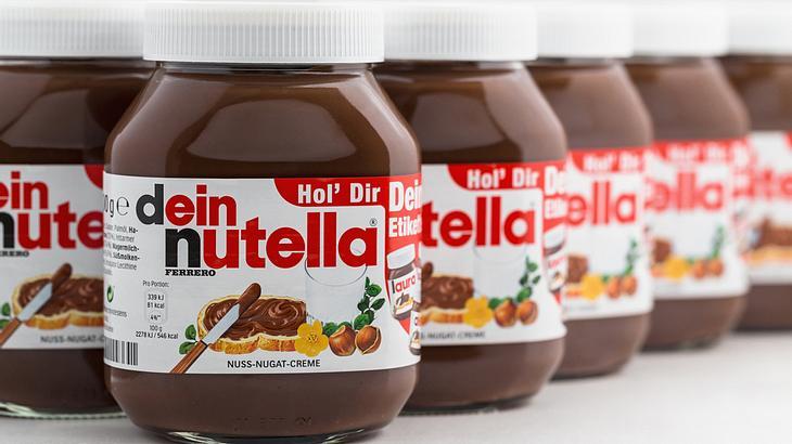 Nutella-Raub: Gangster haben in Hessen einen LKW mit 20 Tonnen Schokolade gestohlen