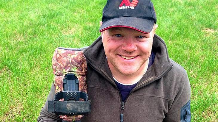 Vikinger-Schatz: Der Schotte Derek McLennan ist dank seines Metalldetektor um rund 2 Millionen Euro reicher