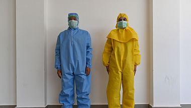 H&M produziert Schutzkleidung für Krankenhauspersonal