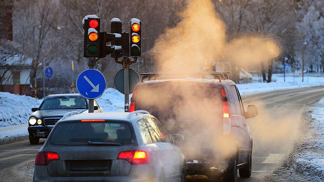 Schweden verbietet Verbrennungsmotoren ab 2030 (Symbolfoto).