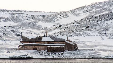 Scotts Hütte: Wo die Zeit seit 100 Jahren stillsteht
