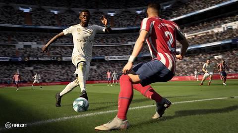 Screenshot von FIFA 20 - Foto: EA Sports