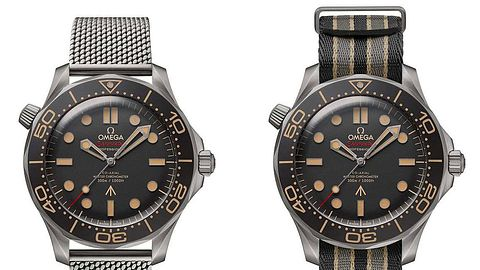 Seamaster Diver 300M 007 Edition - Foto: Omega SA