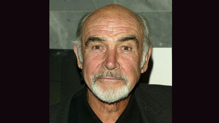 Was Macht Sean Connery Heute Männersache