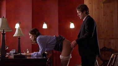 Maggie Gyllenhaal in Secretary - Foto: Lions Gate Entertainment