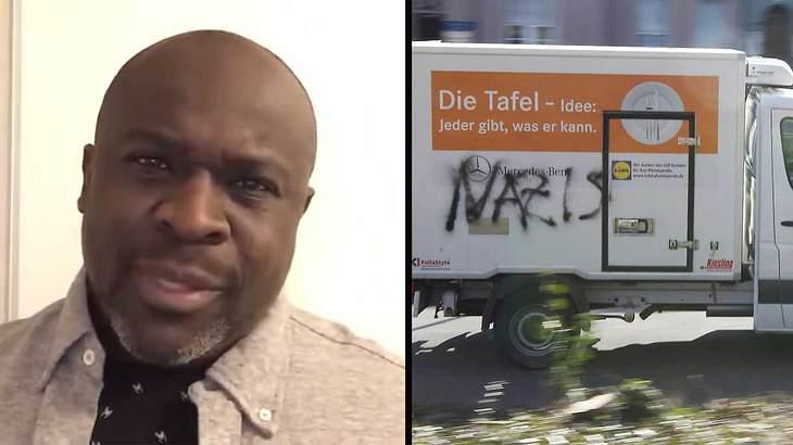 Essener Tafel-Mitarbeiter als Nazis beschimpft: Da platzt Flüchtling der Kragen