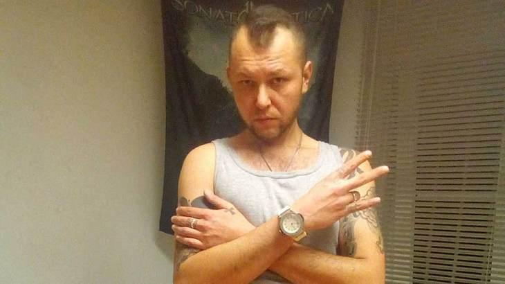 Sergej Becker der Psycho Killer