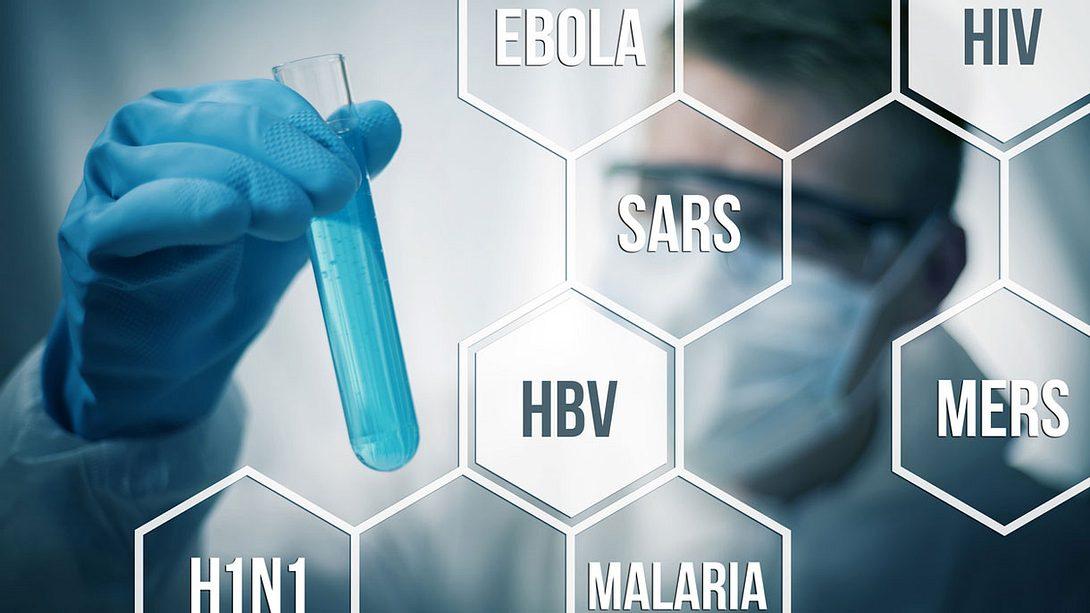 Virus-Untersuchung - Foto: Istock /Mikko Lemola