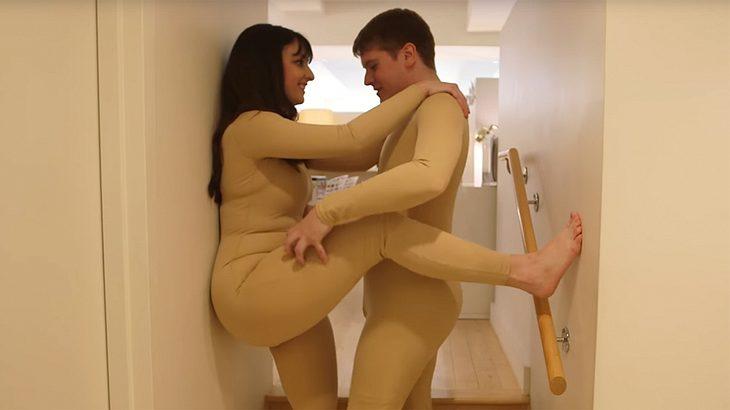 Test: Mit diesen Sex-Stellungen lernst du deine Wohnung neu kennen