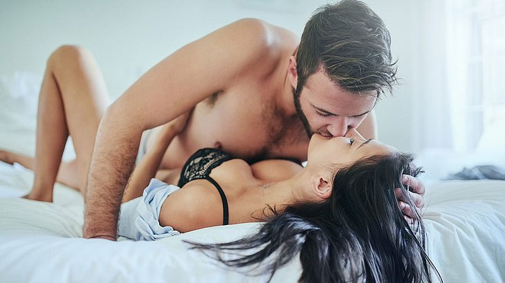 Umfrage enthüllt Sexualverhalten von Männern und Frauen (Symbolfoto).