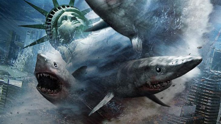 "Drehstart für ""Sharknado 5"""
