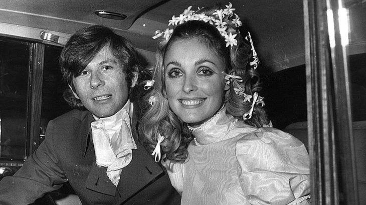 Roman Polanski und Sharon Tate (†)