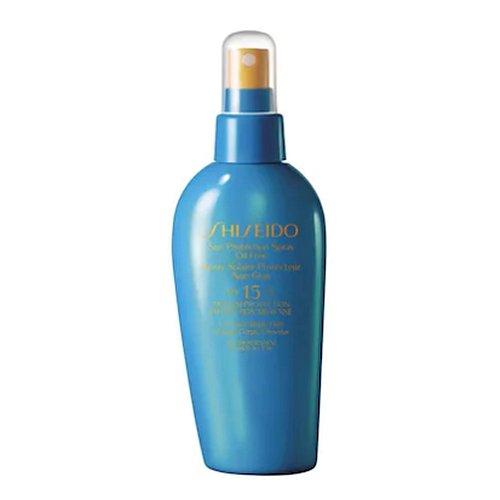 Shiseido: Sonnenschutz Sun Care Sun Protection Spray Oil-Free SPF 15