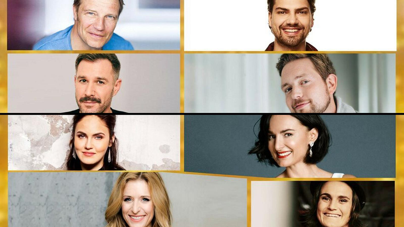 Showtime of my life: Vox lässt 16 Promis blank ziehen