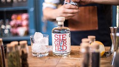 Siegfried Gin: Der starke Newcomer