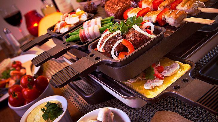 Sylvesteressen-Klassiker Raclette