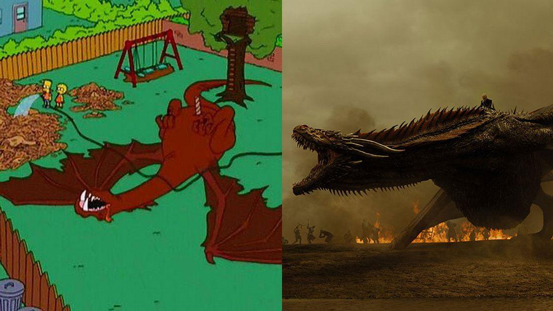 Haben Die Simpsons Game of Thrones vorhergesagt?