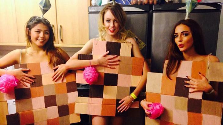 Die 3 genialsten Halloween-Kostüme aus dem Netz