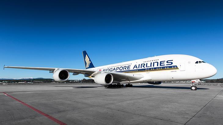 Längster Flug der Welt: Singapore Airlines bricht Nonstop-Rekord