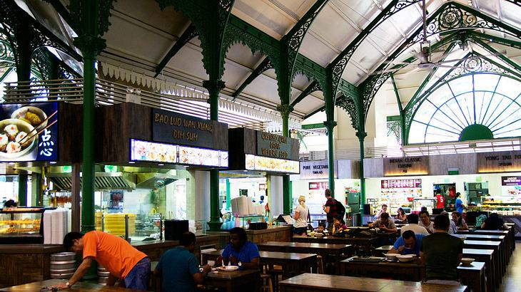 Lau Pa Sat Foodmarket