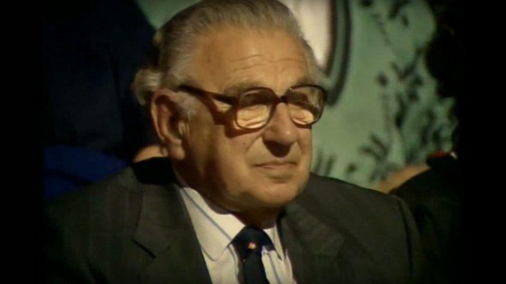 Sir Nicholas Winton: Dieser Mann rettete 669 jüdische Kinder