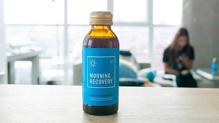 Sisum Lee erfindet mit Morning Recovery ein Mittel gegen Kater